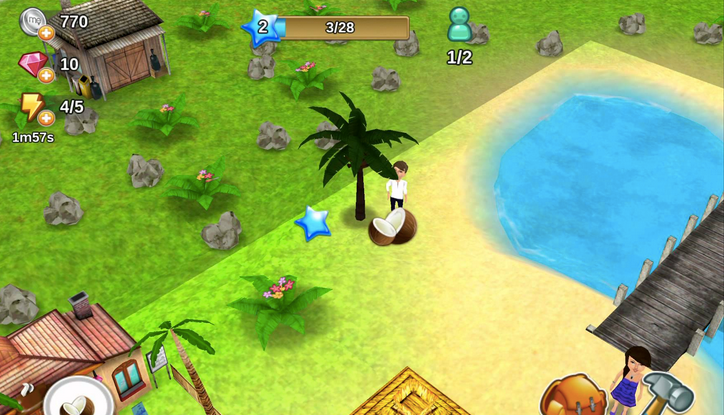 The Love Island Mod APK 3