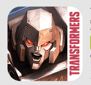 Transformers Legends APK 1