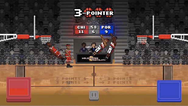 Bouncy Basketball APK 4