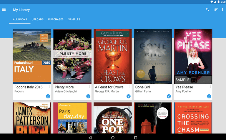 Google Play Books APK 3