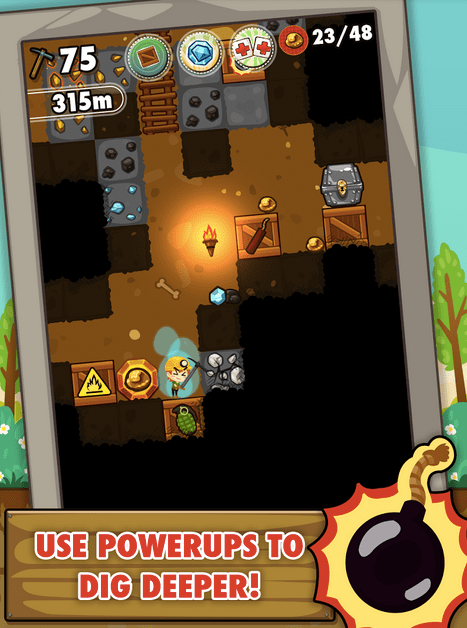 Pocket Mine APK 3