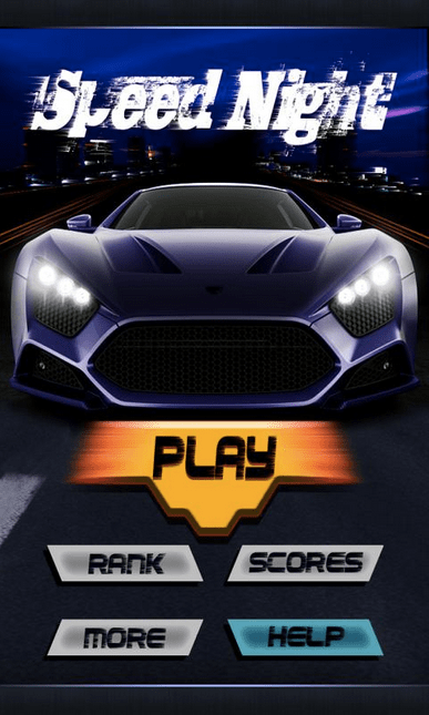Speed Night APK 2