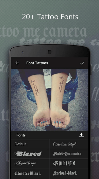 Tattoo Me APK 4