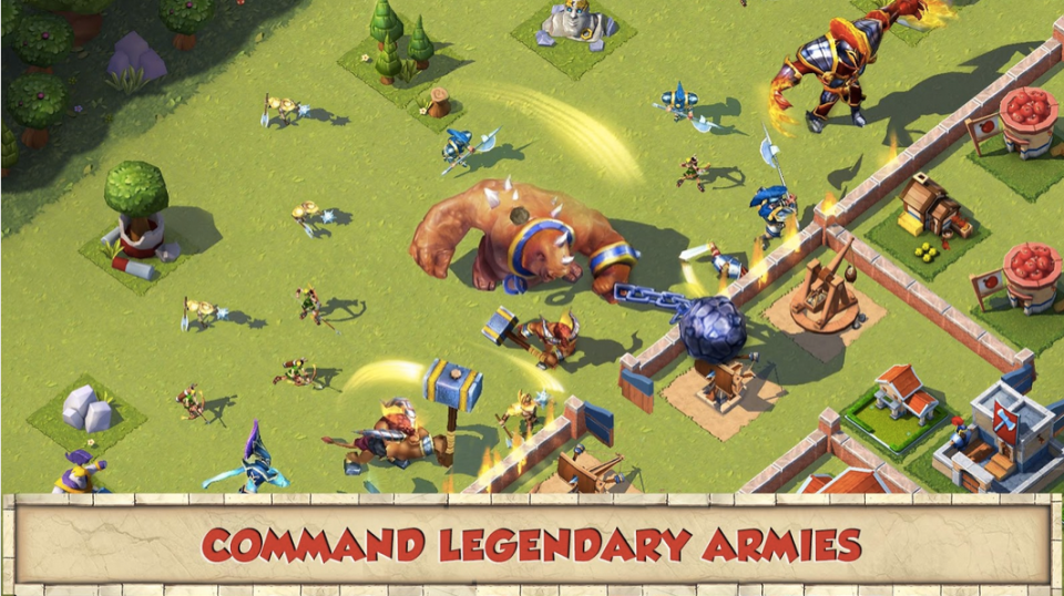 Total Conquest APK 2
