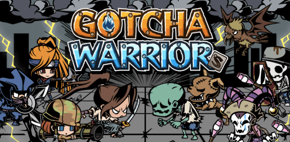 Gotcha Warriors APK 1