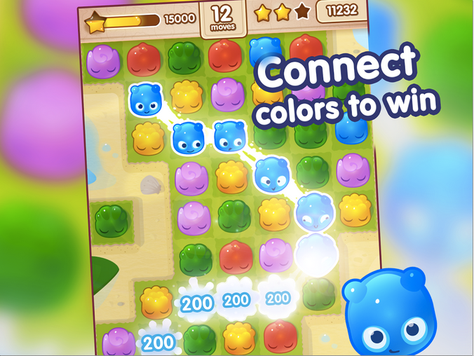 Jelly Splash APK 2
