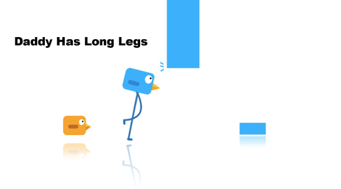 Long Legs Daddy and Son APK 3