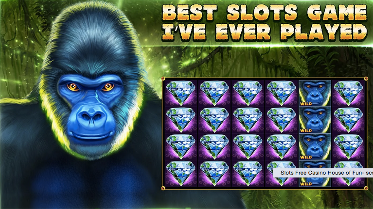 Slots Free Casino House of Fun APK 3