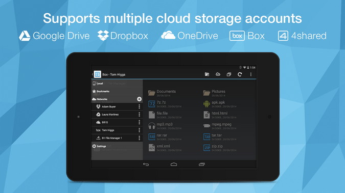 B1 File Manager APK 3