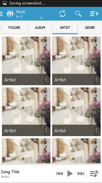 Star Music Player APK 3