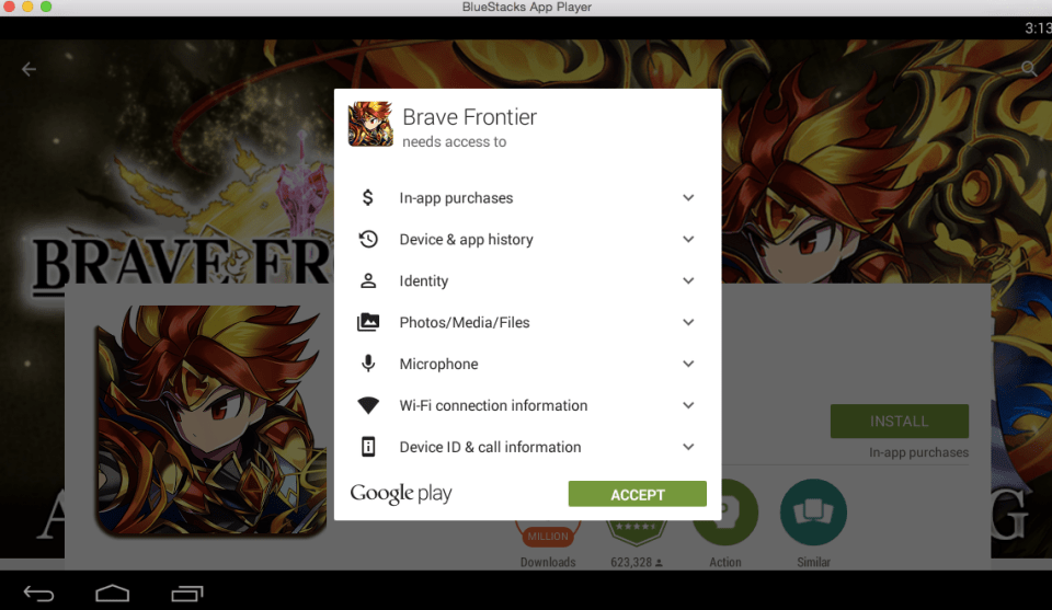 Brave Frontier for PC 6