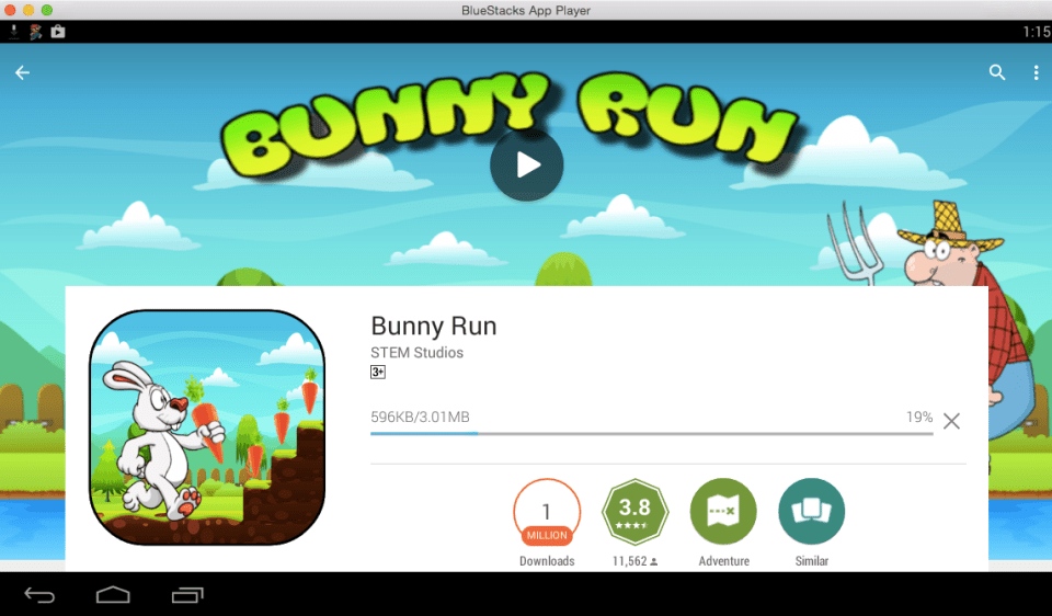 Bunny Run for PC 7