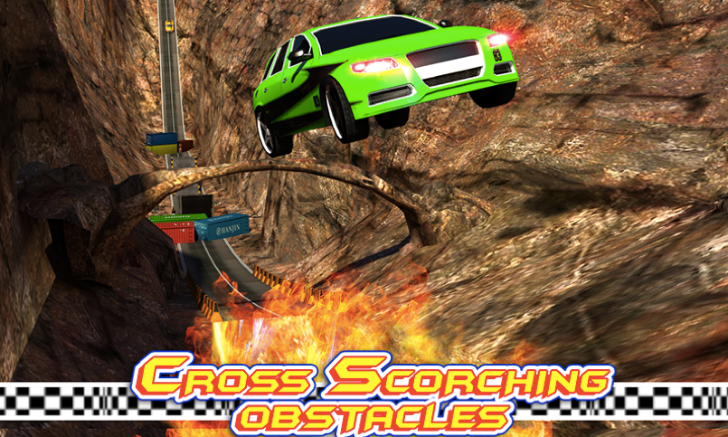 City Car Stunts 3D APK 4