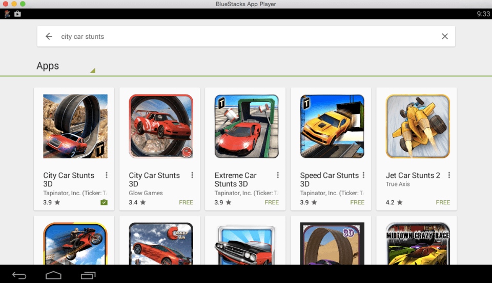 City Car Stunts 3D for PC 5
