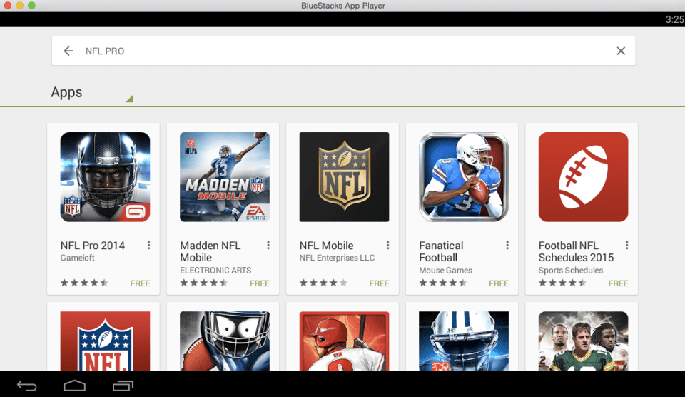 NFL Pro 2014 for PC 5