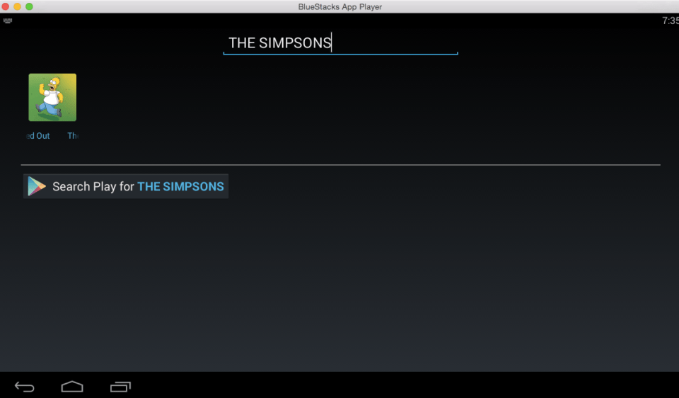 The Simpsons for PC 4