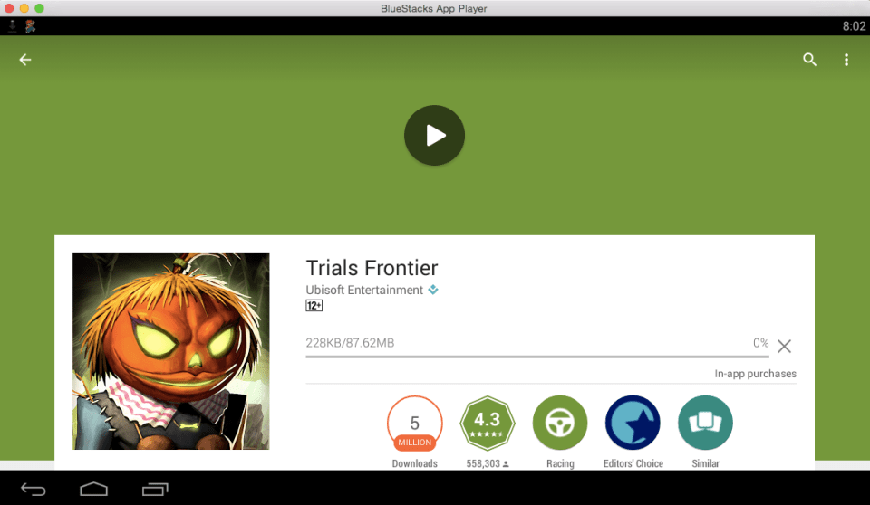 Trials Frontier for PC 7