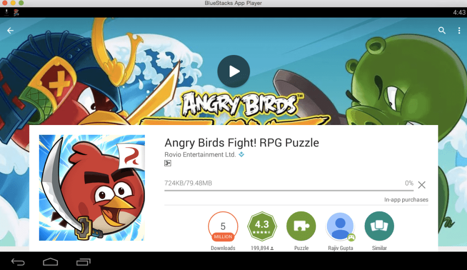 Angry Birds Fight for PC 7