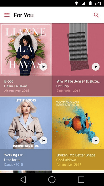 Apple Music APK 2