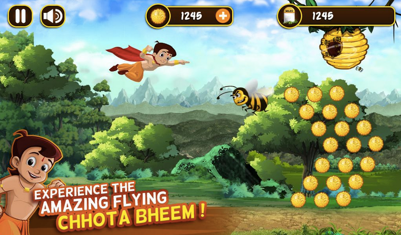 Chhota Bheem Jungle Run APK 3
