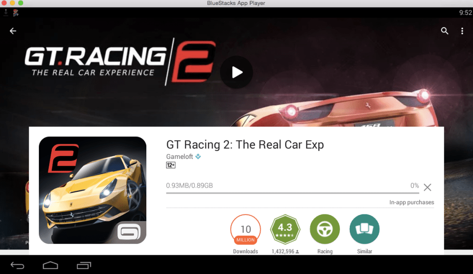 GT Racing 2 for PC 7