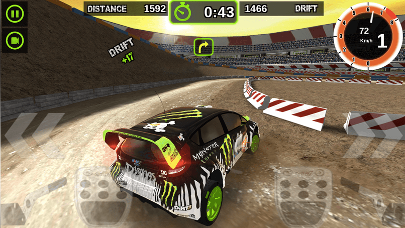 Rally Racer Dirt APK 2