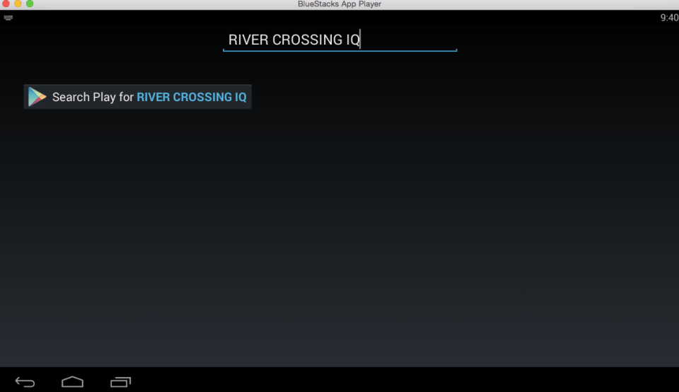 River Crossing IQ for PC 4