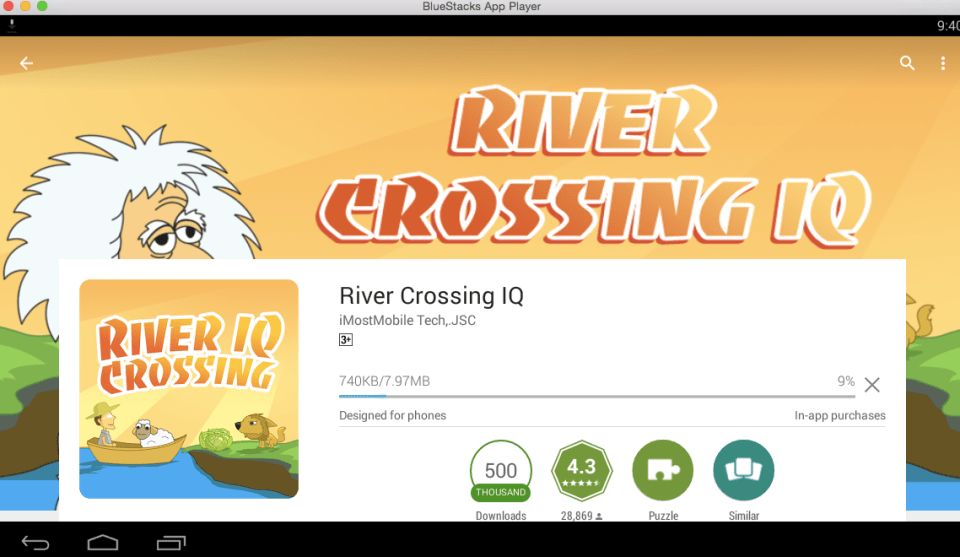 River Crossing IQ for PC 7