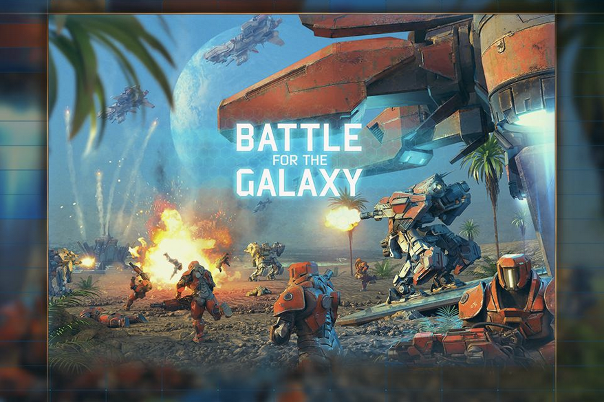 Battle for the Galaxy APK 2