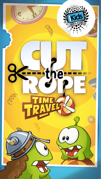 Cut The Rope Time Travel APK 2