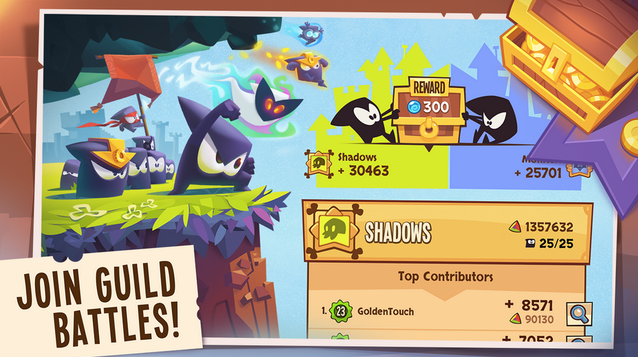 King of Thieves APK 4
