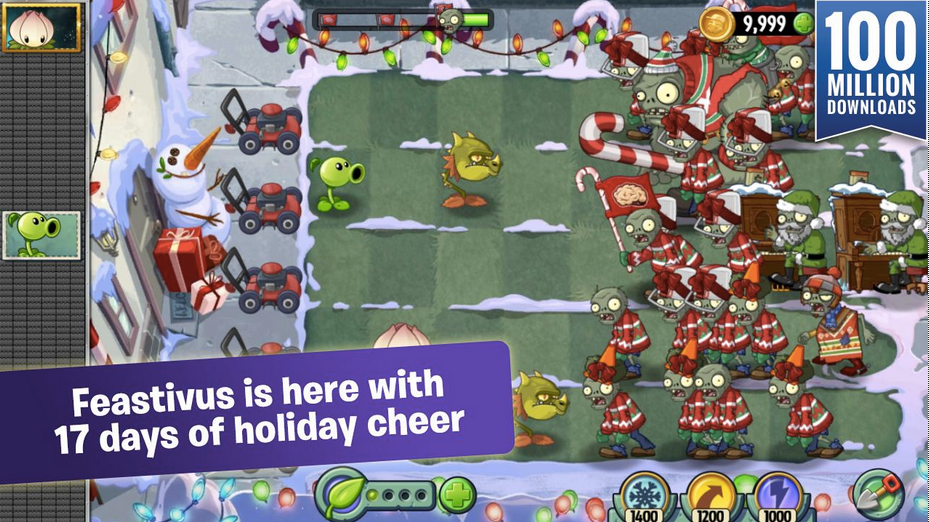 Plants vs. Zombies 2 APK 2