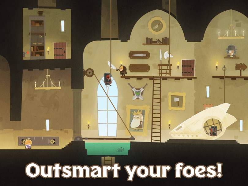 Tiny Thief APK 3