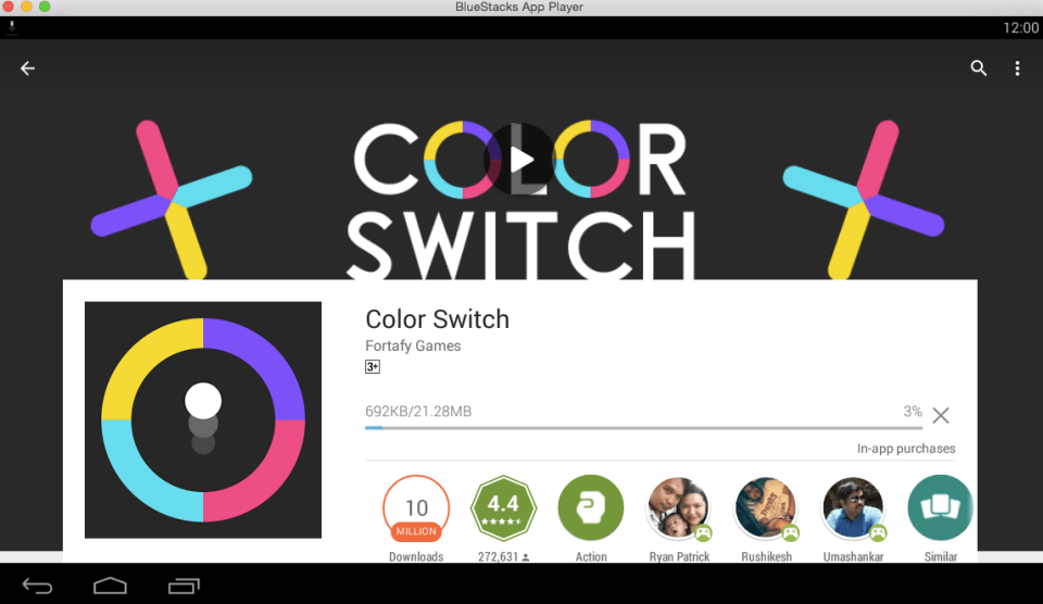 Color Switch for PC 7