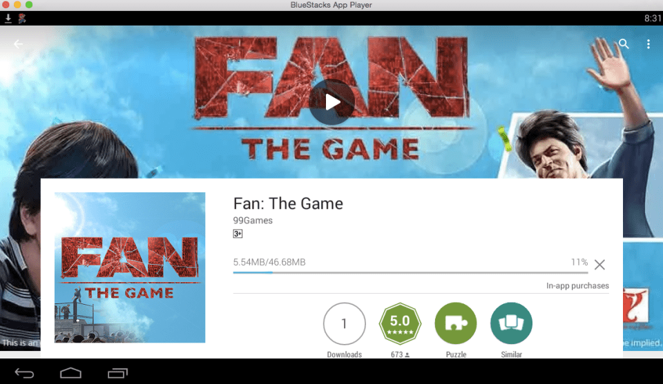 Fan The Game for PC 7