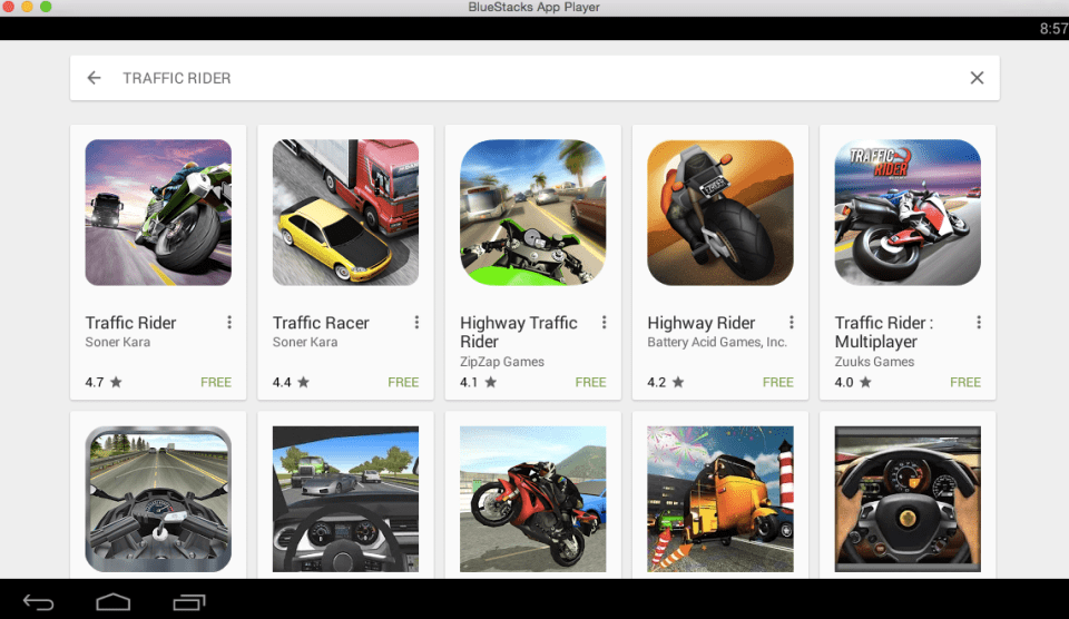 Traffic Rider for PC 5