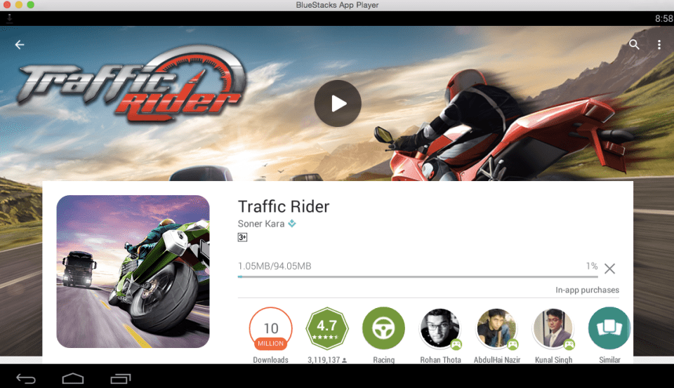 Traffic Rider for PC 7
