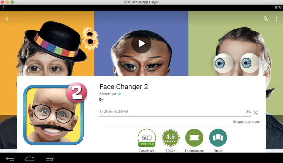 Face Changer 2 for PC 7