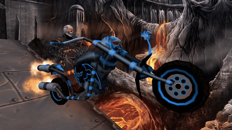 Ghost Ride 3D APK 4