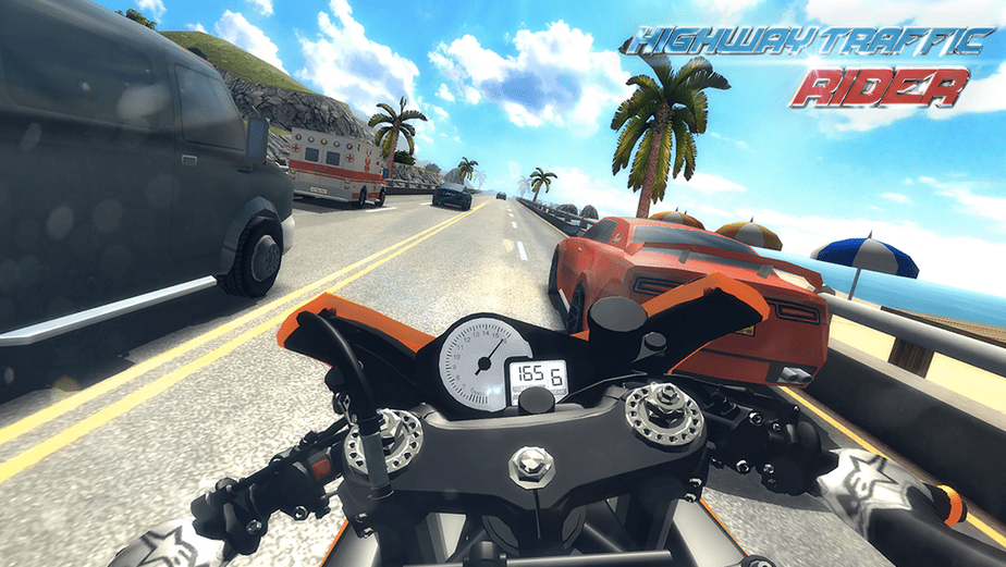 Highway Traffic Rider APK 2