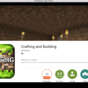 Crafting and Building for PC 7