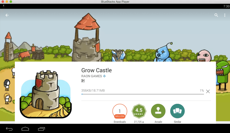 Grow Castle for PC 7