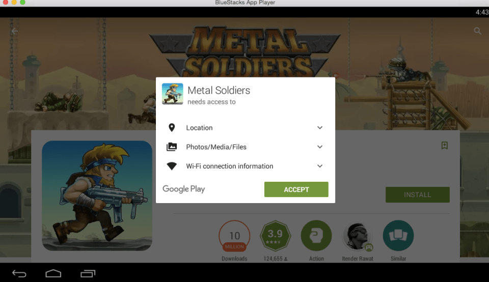 Metal Soldiers for PC 6
