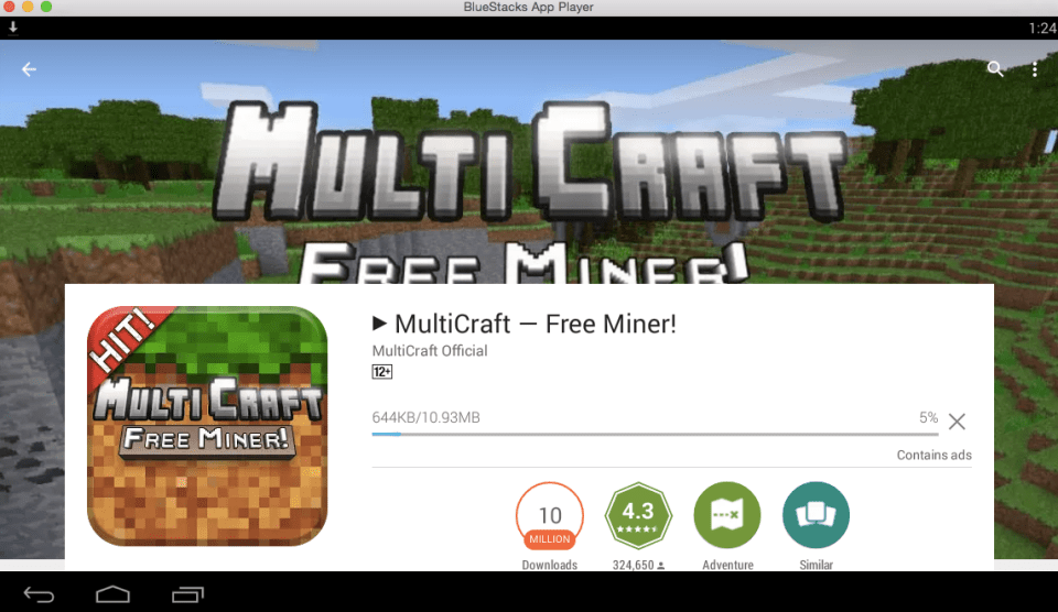 MultiCraft for PC 7