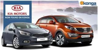 Kia Motors on Konga