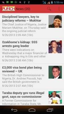 Download Punch Newspaper mobile app