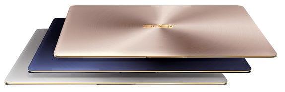 Asus ZenBook 3 UX390_royal-blue_rose-gold_quartz-grey