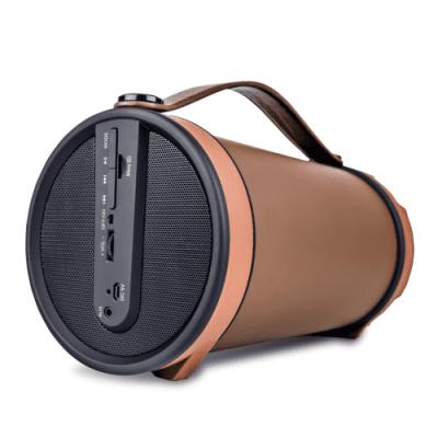 iBall Karaoke Barrel Portable  Bluetooth Speaker