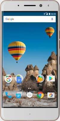 General Mobile GM 5 Plus Display