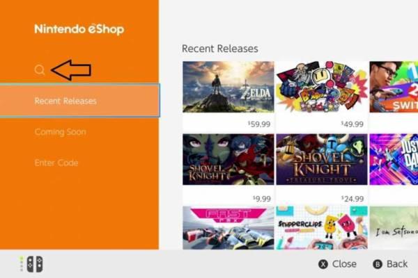Download Free Nintendo Switch Games